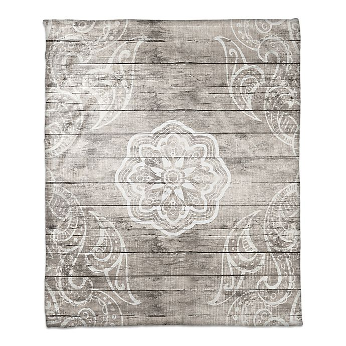 Alternate image 1 for Happily Ever After Throw Blanket