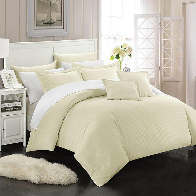 Alternate image 1 for Chic Home Kanya 11-Piece Comforter Set