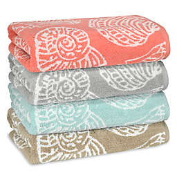 Sea Life Bath Towel Collection