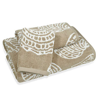 Sea Life Bath Towel Collection