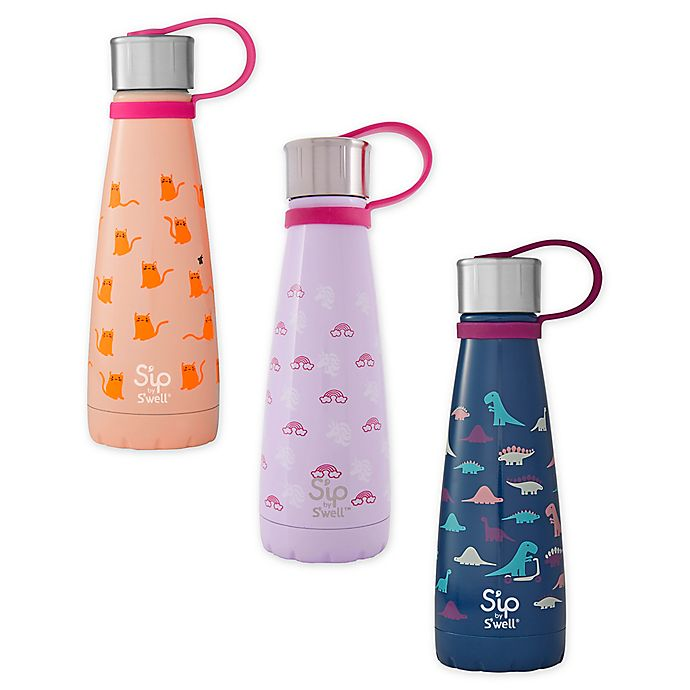 S Ip By S Well 10 Oz Kids Stainless Steel Water Bottle Collection Bed Bath Beyond