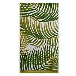 Caspari 16-Count 3-Ply Under the Palm Paper Guest Towels