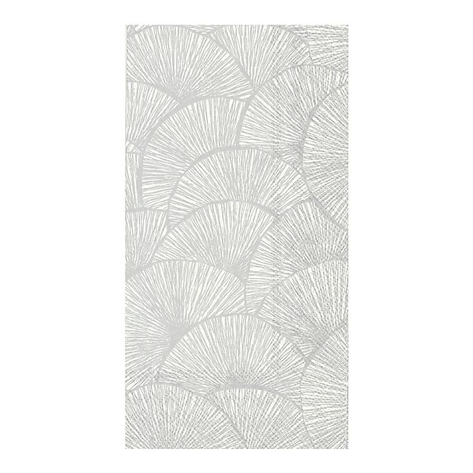 Copper lines 3 ply paper guest towels bed bath beyond - Disposable guest towels for bathroom ...