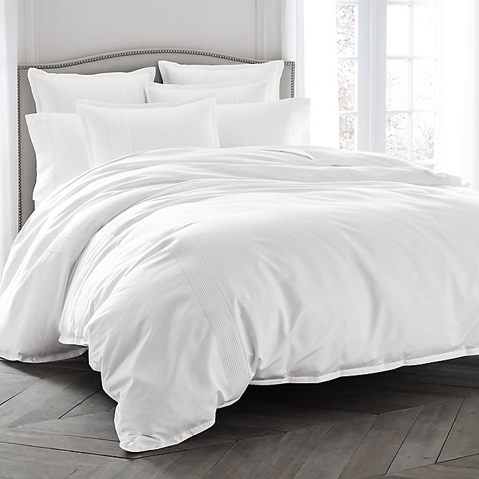 Alternate image 1 for Wamsutta® Dream Zone® Dream Bed 400-Thread-Count Duvet Cover Set