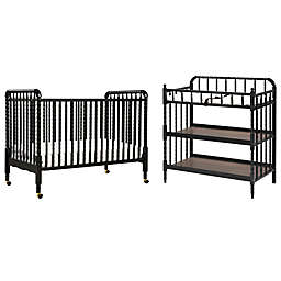 DaVinci Jenny Lind Nursery Furniture Collection in Ebony