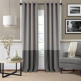 Elrene Braiden Grommet Room-Darkening Window Curtain Panel