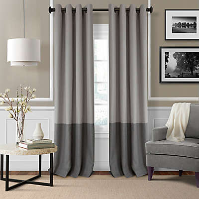 Elrene Braiden Grommet-Top Room-Darkening Window Curtain Panel