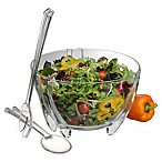 Prodyne 3-Piece Salad Bowl and Server Set