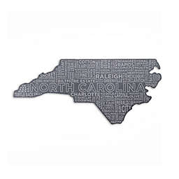Top Shelf Living North Carolina Etched Slate Cheese Board