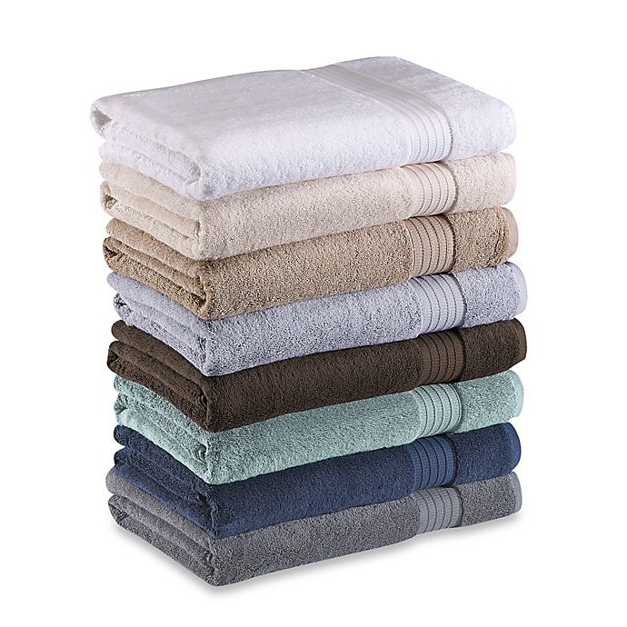 Alternate image 1 for Frette At Home Milano Bath Towel Collection