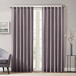 Aliya Rod Pocket/Back Tab Window Curtain Panel