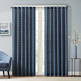 Aliya Rod Pocket/Back Tab Window Curtain Panel