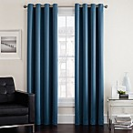 Twilight 84-Inch Room Darkening Grommet Window Curtain Panel in Wedgewood