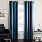 Twilight 95-Inch Room Darkening Grommet Window Curtain Panel in Wedgewood