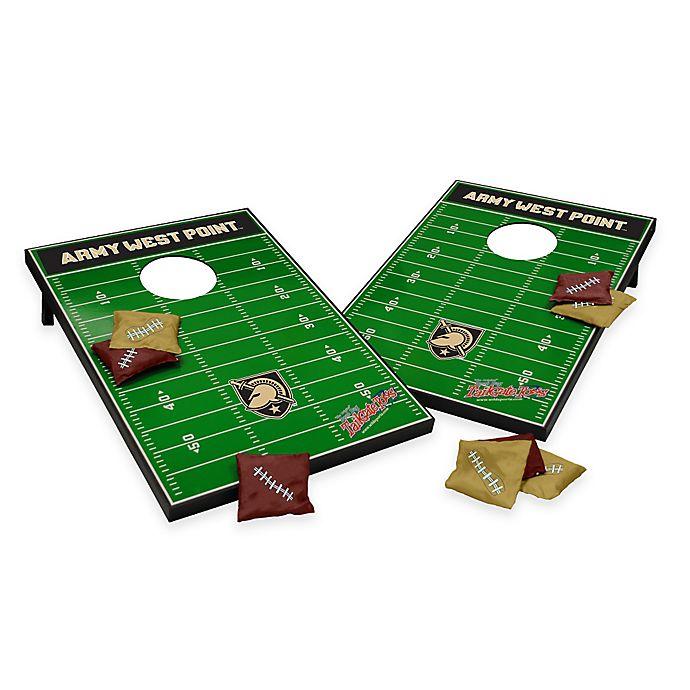 Alternate image 1 for NCAA Army University Field Tailgate Toss Cornhole Game