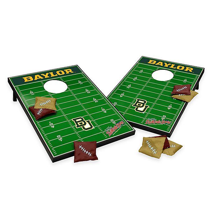 Alternate image 1 for NCAA Baylor University Field Tailgate Toss Cornhole Game