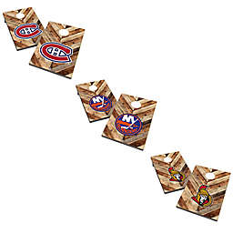 NHL Cornhole Bag Toss Set Collection
