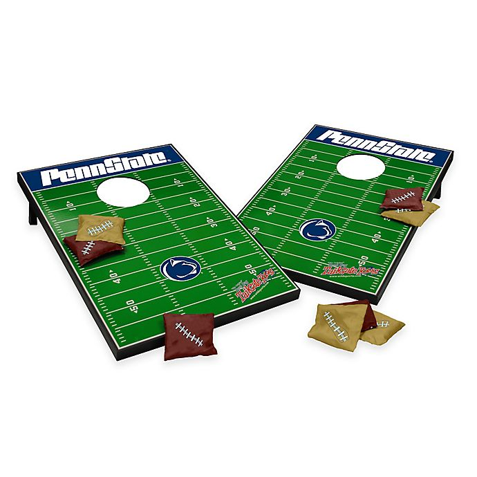 Alternate image 1 for NCAA Penn State Field Tailgate Toss Cornhole Game