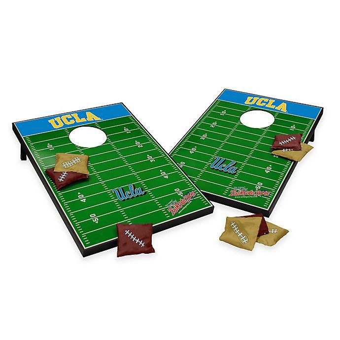 Alternate image 1 for NCAA UCLA Field Tailgate Toss Cornhole Game