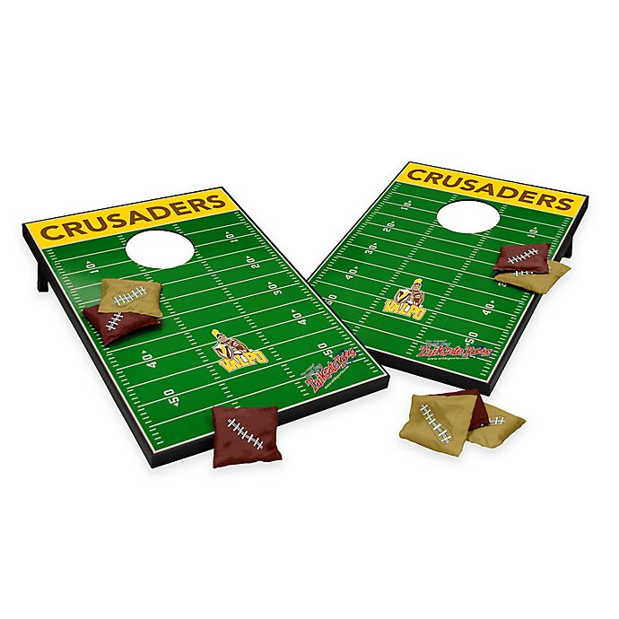 Alternate image 1 for NCAA Valparaiso University Field Tailgate Toss Cornhole Game