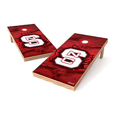 NCAA North Carolina State University Regulation Cornhole Set
