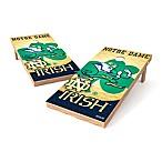 NCAA University of Notre Dame Regulation Cornhole Set
