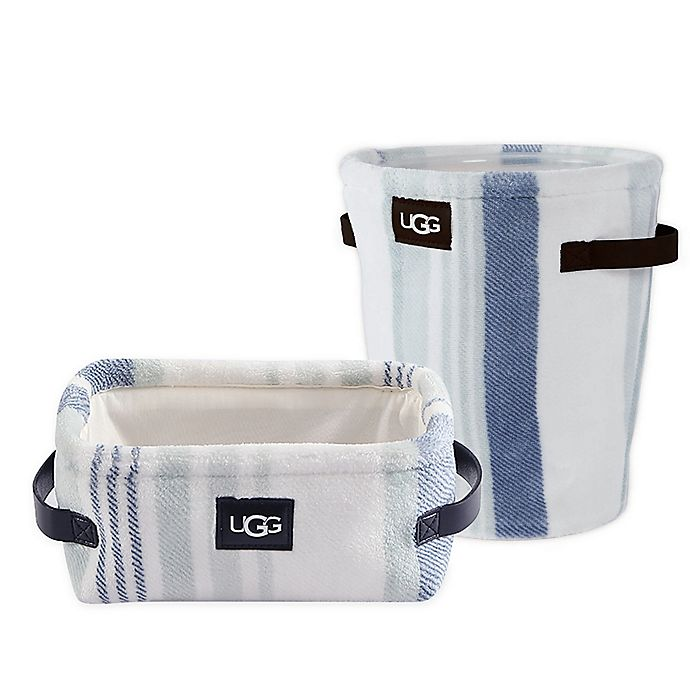 Alternate image 1 for UGG® Avery Bath Accessory Collection in Blue Crush