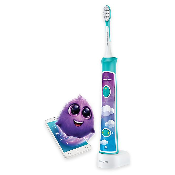 Alternate image 1 for Philips Sonicare® Kids Rechargeable Electric Toothbrush