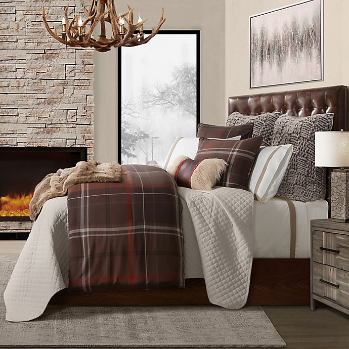 Alternate image 1 for HiEnd Accents® Jackson 3-Piece Comforter Set