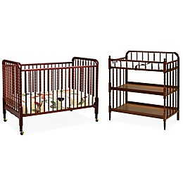 DaVinci Jenny Lind Nursery Furniture Collection in Cherry