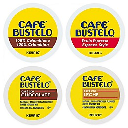 Keurig® K-Cup® Café Bustelo® Coffee Collection