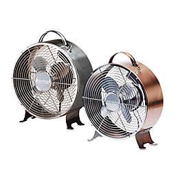 Deco Breeze® 12-Inch Retro Table Fan