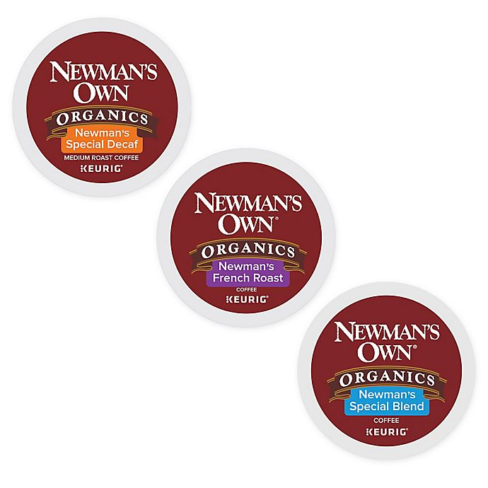Alternate image 1 for Keurig® K-Cup® Newman's Own® Organics Coffee Collection