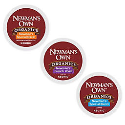 Keurig® K-Cup® Newman's Own® Organics Coffee Collection