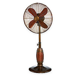 Deco Breeze® 18-Inch Adjustable Outdoor Floor Fan in Coppertino