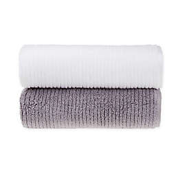O&O by Olivia & Oliver™ Turkish Ribbed Modal Bath Towel Collection