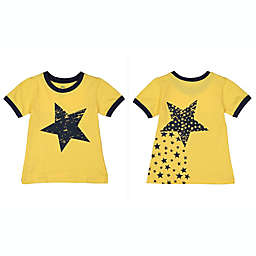 Doodle Pants® Yellow Star Shirt