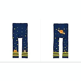 Doodle Pants® Planet Leggings in Navy