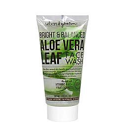Urban Hydration Bright & Balanced 6 oz. Aloe Vera Leaf Face Wash