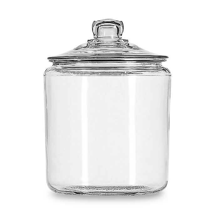 Anchor Hocking Heritage Hill 1 Gallon Storage Jar Bed Bath And
