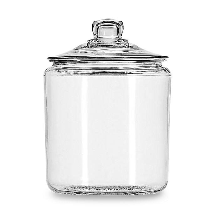 Alternate image 1 for Anchor Hocking® Heritage Hill 1-Gallon Storage Jar