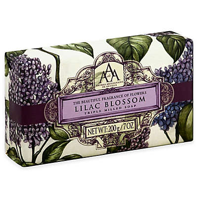 AAA 7 oz. Aromatherapy Triple Milled Bar Soap in Lilac Blossom