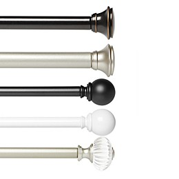 Umbra® Cafe Window Hardware Collection