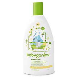 Babyganics® 20 oz. Bubble Bath in Chamomile and Verbena