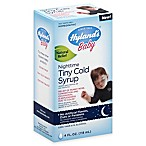 Hyland's® 4 oz. Baby Nighttime Tiny Cold Syrup