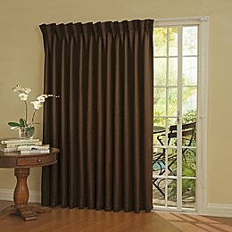 SolarShield® Patio Door Thermal Room Darkening Window Curtain Panel