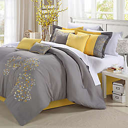 Chic Home Sakura 8-Piece Comforter Set