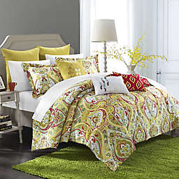 Chic Home Savannah 12-Piece Reversible Comforter Set