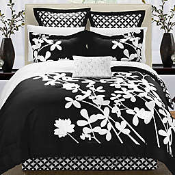 Chic Home Sire 11-Piece Reversible Comforter Set