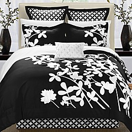 Chic Home Sire 7-Piece Reversible Comforter Set